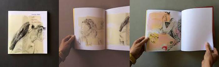 Françoise Vadon Les boites blanches